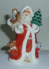 Rare Royal Copenhagen 2002 Figurine Santa Claus Limited Edition