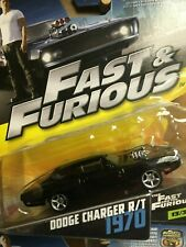 MATTEL FAST & FURIOUS  DODGE CHARGER  RT  1970 -13/32