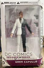 "TWO-FACE Greg Capullo Designer Series 3 DC Collectibles Comics 7"" Figure WOB"