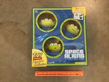 RARE Toy Story Space Aliens 3-pack Signature Collection, FREE ship! COA