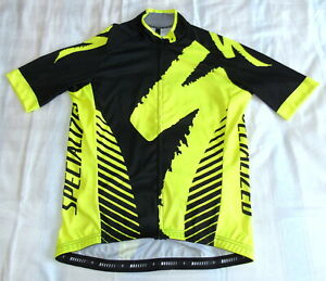 """NEAR-PERFECT CONDITION SPECIALIAZED JERSEY. LARGE 41-43"""" CIRCUMFERENCE"""