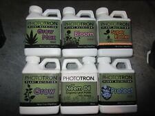 Dyna Gro Grow 8 oz. Liquid Plant Food Fertilizer Hydroponics Bloom Phototron