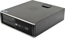 HP Elite 8300 SFF Desktop  Core i5 3rd Gen Quad Core 3.20GHz 250GB HD 4GB  Win 7