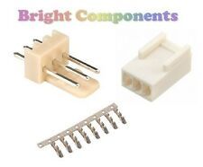 "5x 3-Way 2.54mm/0.1"" Kit Connettore PCB (Molex KK Stile) - 1st Class Post"