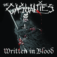 The Casualties - Written In Blood [New CD] Explicit