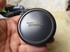 Genuine Zenza Bronica ETRS Mount Rear Lens Cap