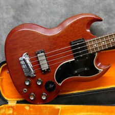 1961 GIBSON EB3 - CHERRY RED - ANDY BAXTER BASS