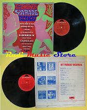 LP HIT PARADE VACANCES The who bee gees cream france POLYDOR657125 cd mc dvd vhs