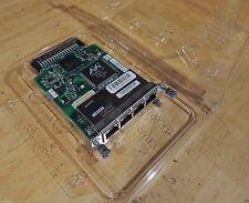 Cisco HWIC-4ESW 4 Port 10/100 Ethernet Switch Interface Card Genuine w/ HOLOGRAM
