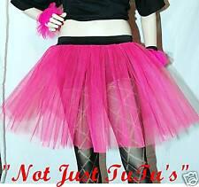 NeW BLACK TUTU SKIRT EMO GOTH CLUB DANCE HENS STAG FANCY NeW
