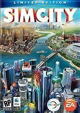 SimCity: Limited Edition Origin Account Full Access (Windows/Mac, 2013)