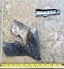Lot 674 - Sr-71 Blackbird Titanium Relics recovered from No. 61-7970 crash site