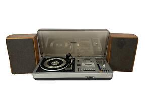 PRINZSOUND SMC 70 Music Centre System - Silver