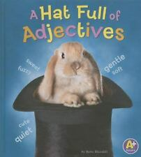 A Hat Full of Adjectives (Words I Know)-ExLibrary