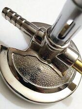 Lab Bunsen Burner with ROTATABLE AIR REGULATOR - Liquid Propane & Bottled Gas