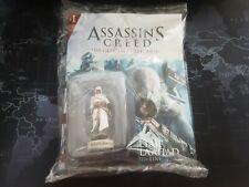 Assassins Creed Colección Oficial Figura Estatuilla Estatua Altair edición #1 Raro