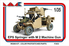 EPS Springer w/ M-G Browning British Army 1/35 MK Models resin F3052