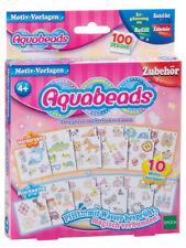 Aquabeads 79428 - Motiv-vorlagen Kinder-bastelsets