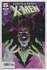 UNCANNY X-MEN #4 Gerardo Zaffino villain variant MARVEL comics NM 2018  ❌ 2 LEFT