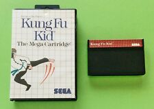 Kung Fu Kid Sega Master System