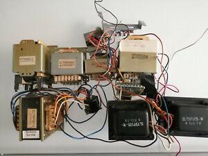 Technics-Sortiment Netztrafos für Verstärker,etc.
