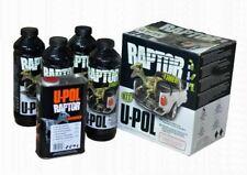 U-POL Raptor Tintable Tough Protective Coating UV Resistant Tub/bed Liner Kit 4l