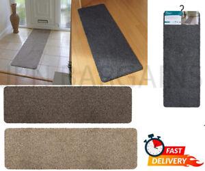Tanami Machine Washable Two Tone Barrier Door Mat Runner Anti Slip Hall Doormat