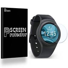 Samsung Gear S2 / S2 Classic [8-PACK BISEN] HD Clear Screen Protector Guard