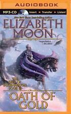 The Deed of Paksenarrion: Oath of Gold 3 by Elizabeth Moon (2015, MP3 CD,...
