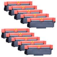 10 PK TN660 Toner Compatible TN630 For Brother HL-L2320D L2340DW L2360DW L2380DW