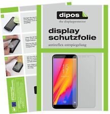 2x HOMTOM S99 Screen Protector Protection Anti Glare Dipos