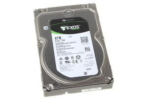 """4 TB Seagate Exos 7E8 3,5"""" SATA Festplatte @7,2k // ST4000NM0035 // 1V4107-004"""