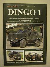 Tankograd Dingo 1 - Militarfahrzeug Special #5036