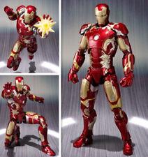 S.H.Figuarts Marvel Avengers Age of Ultron Iron Man Mark 43 Figur Toy Spielzeug
