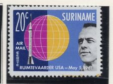 Suriname 1961 Early Issue Fine Mint Hinged 20c. 168843
