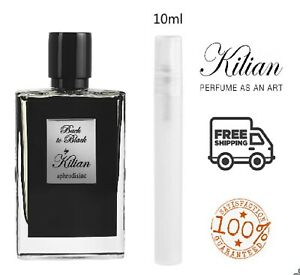 Back to Black by Kilian 10ml sample! Fast and free delivery!
