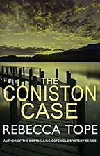REBECCA TOPE __ THE CONISTON CASE __ SHOP SOILED B FORMAT __ FREEPOST UK