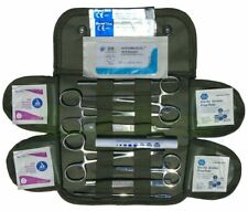 U.S. Military Supplies Medical Case with Implements