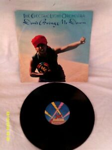 "ELECTRIC LIGHT ORCHESTRA, DON;T BRING ME DOWN,12"" SINGLE,VERY GOOD+ CONDITION"