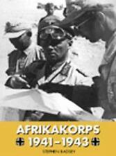 Afrikakorps 1941-1943 (Trade Editions), Williamson, Gordon, Excellent Book