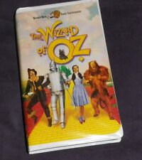 The Wizard of Oz rare signed 2 Munchkins video in clamshell box Karl Slover plus