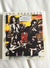 Led Zeppelin How The West Was Won Dvd Audio X 2
