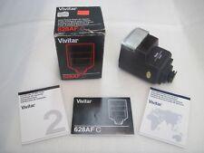 New! Vivitar 628AF C Auto Focus Flash for Canon #232437