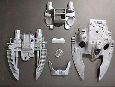 Warhammer 40k Eldar Wave Serpent Chassis / Hull / Body Bits