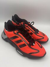 Adidas Ozweego Pure Athletic Shoe Red Black Men's Running Sneaker Casual Trainer