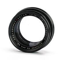 Goerz 14 In. f/9 Red-Dot Artar Apochromat Lens