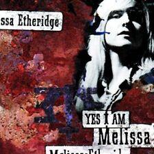 Yes I Am by Melissa Etheridge (CD, Sep-1993, Island) Free Ship
