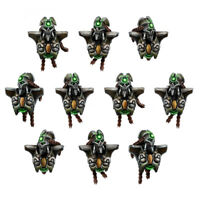 Necrocyborg Female Warriors Conversion Set (10) Wargame Exclusive WE-NC-002