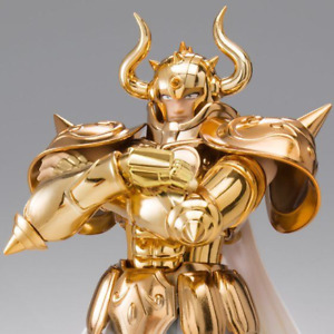 PSL Bandai Saint Cloth Myth EX Taurus Aldebaran Original Color Edition Figure