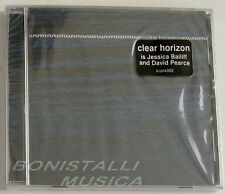 CLEAR HORIZON - Same S/T -  David Pearce, Jessica Bailiff  - CD Sigillato
